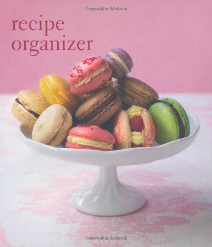 9781849751841: Macarons Recipe Organizer