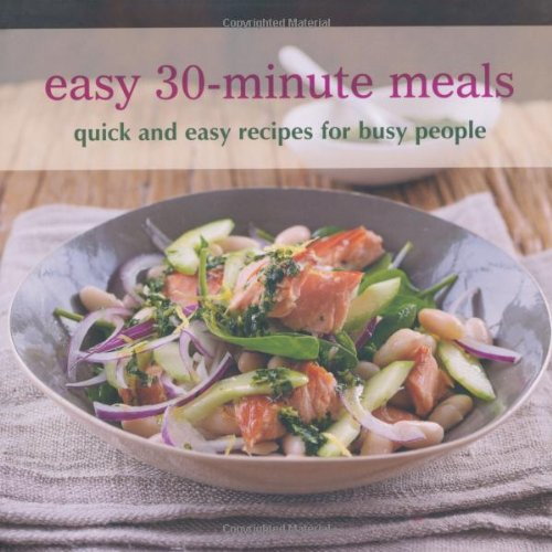 9781849752091: Easy 30-minute Meals