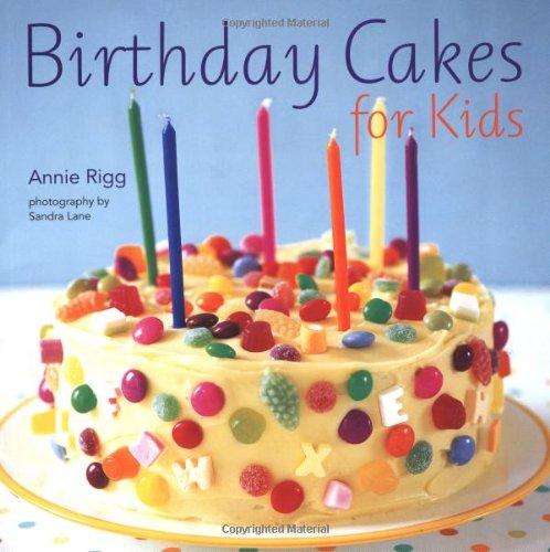 9781849752206: Birthday Cakes for Kids