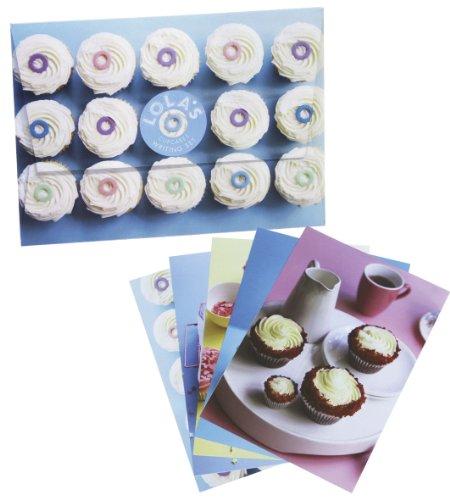 Lolas Cupcakes Writing Set (New Format)