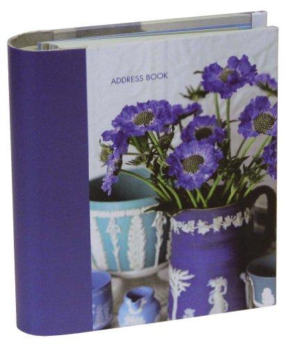 9781849752367: Jane Packer Blue & White Address Book