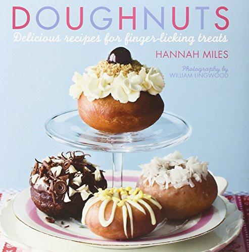 9781849752510: Dougnuts: Delicious Recipes for Finger-Licking Treats