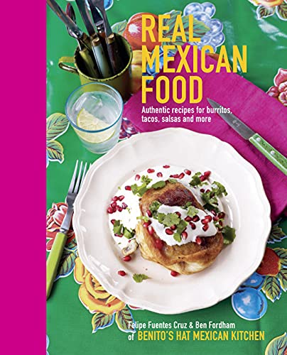 Real Mexican Food: Fordham, Ben
