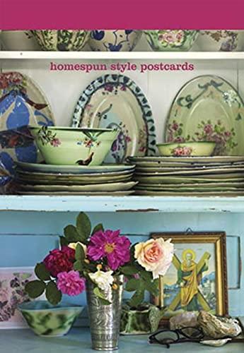 Homespun Postcard Book: Ryland; Peters & Small