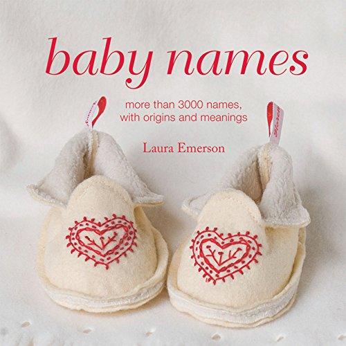 9781849753722: Baby Names: More Than 3000 Names, with Origins and Meanings (Gift)