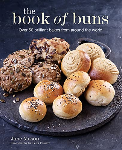 9781849754354: The Book of Buns: Over 50 brilliant bakes from around the world