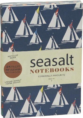 9781849755269: Seasalt Large Paperback Notebooks (Sea Salt Sailaway)