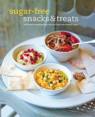 9781849756037: Sugar-free Snacks & Treats: Deliciously tempting bites that are free from refined sugars