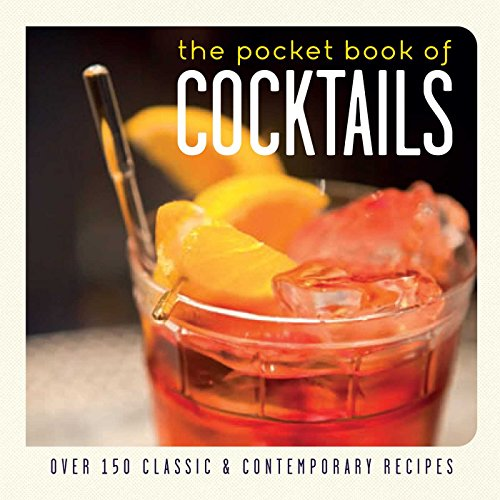 9781849757232: The Pocket Book of Cocktails: Over 150 classic and contemporary recipes