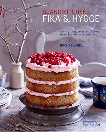 ScandiKitchen: Fika and Hygge: Comforting cakes and