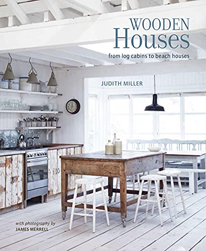 9781849758017: Wooden Houses: From log cabins to beach houses