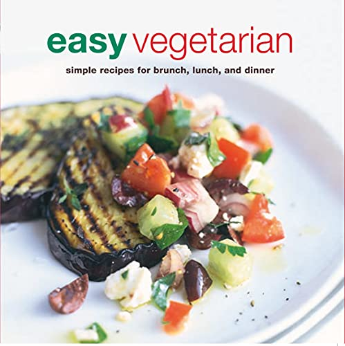 9781849758260: Easy Vegetarian: Simple recipes for brunch, lunch and dinner