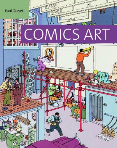 9781849760560: Comics Art /Anglais