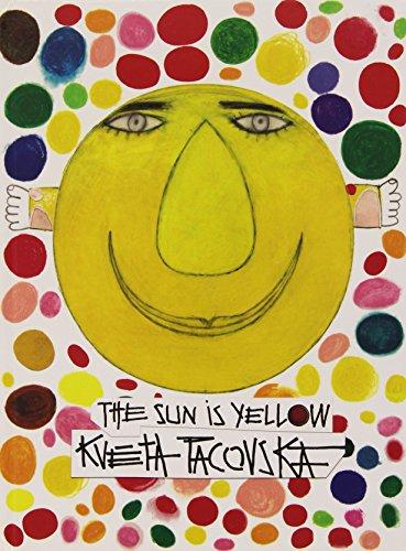 The Sun is Yellow: Kveta Pacovská: Kveta Pacovska