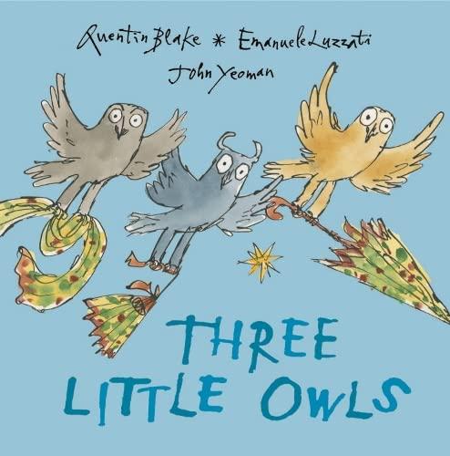 9781849760805: Three Little Owls