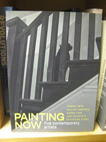 9781849760898: Painting Now: Five Contemporary Artists