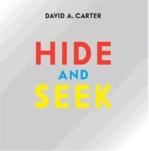 Hide and Seek: Carter, David A.
