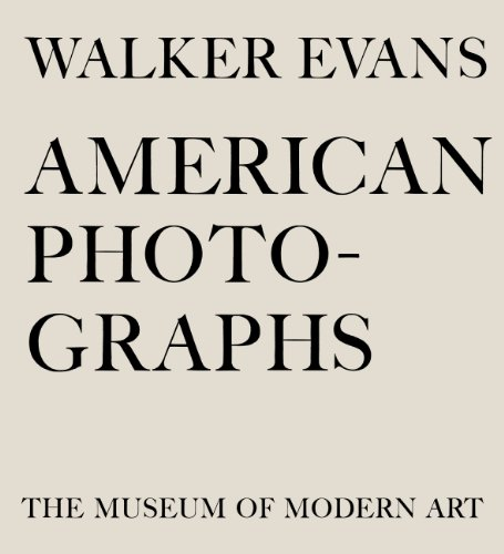 9781849761284: Walker Evans American Photographs