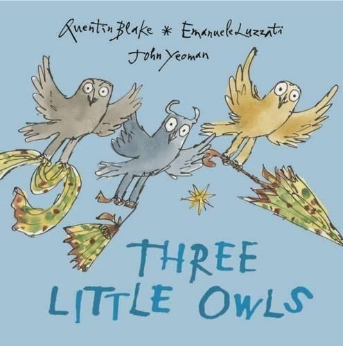 9781849761482: Three Little Owls
