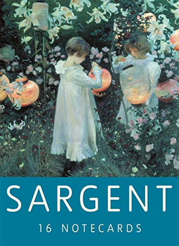 Sargent Boxed Notecards