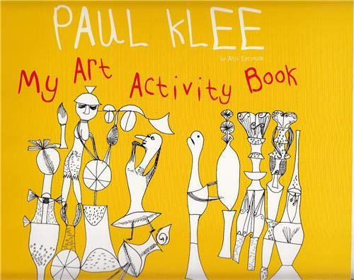 9781849762335: Paul Klee: My Art Activity Book