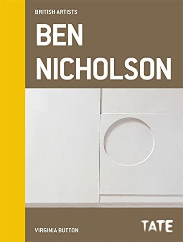 Ben Nicholson (st.ives Artists) (Hardcover): Virginia Button
