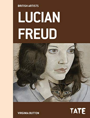 Tate British Artists: Lucian Freud: Button, Virginia