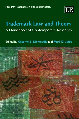 9781849800198: Trademark Law and Theory: A Handbook of Contemporary Research (Research Handbooks in Intellectual Property Series)