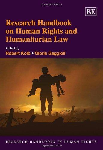 Research Handbook on Human Rights and Humanitarian Law (Hardback)