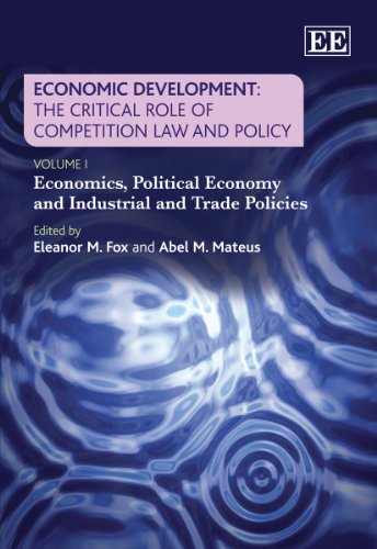 Economic Development: The Critical Role of Competition Law and Policy (Hardback)