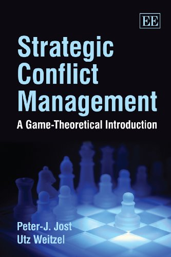 9781849800563: Strategic Conflict Management: A Game-Theoretical Introduction