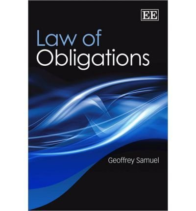 9781849800594: Law of Obligations