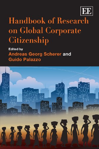 9781849800600: Handbook of Research on Global Corporate Citizenship (Research Handbooks in Business and Management Series)