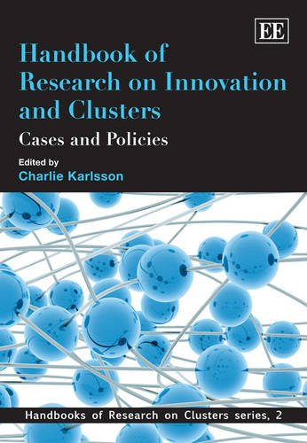 9781849800877: Handbook of Research on Innovation and Clusters (Handbooks of Research on Clusters Series)