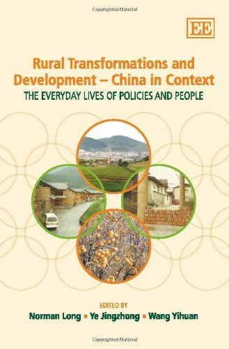 9781849800938: Rural Transformations and Development- China in Context: The Everyday Lives of Policies and People