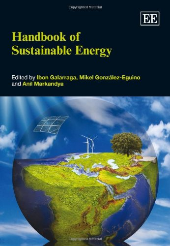 9781849801157: Handbook of Sustainable Energy (Elgar Original Reference)