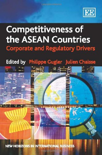 9781849801249: Competitiveness of the ASEAN Countries: Corporate and Regulatory Drivers (New Horizons in International Business)