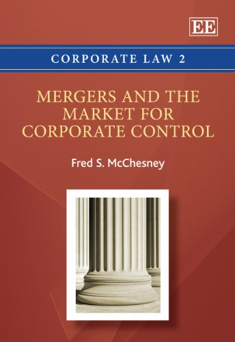 Mergers and the Market for Corporate Control (Hardback)