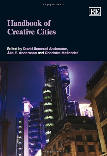 Handbook of Creative Cities (Hardback)