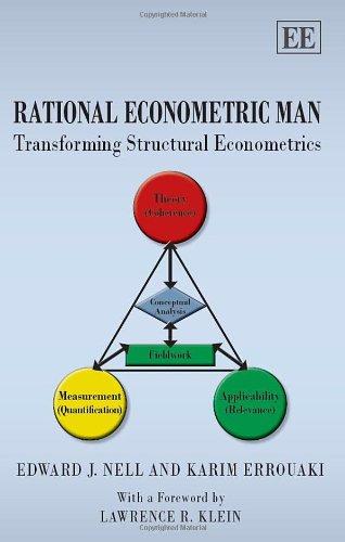 9781849801546: Nell, E: Rational Econometric Man
