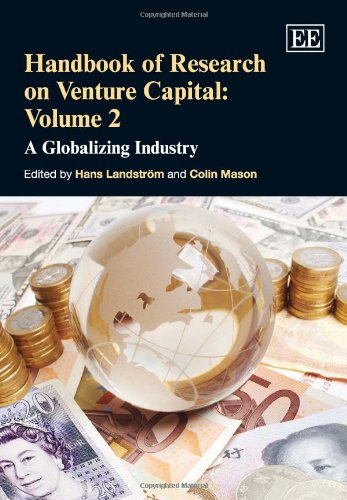 9781849801683: Handbook of Research on Venture Capital: A Globalizing Industry