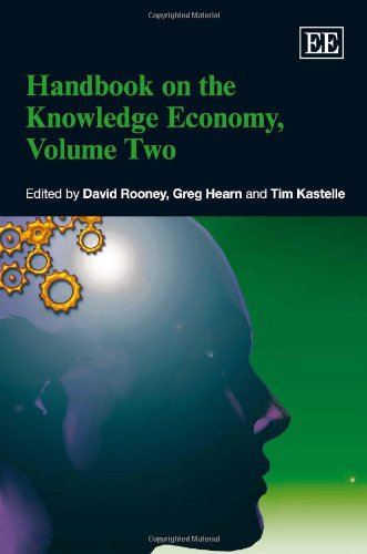 9781849801744: 2: Handbook on the Knowledge Economy, Volume Two (Research Handbooks on Business and Management series) (Research Handbooks in Business and Management Series)