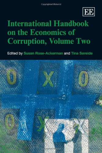 9781849802512: 2: International Handbook on the Economics of Corruption