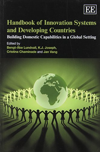 9781849802765: Handbook of Innovation Systems and Developing Countries: Building Domestic Capabilities in a Global Setting (Elgar Original Reference)