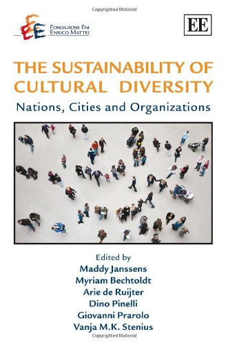 The Sustainability of Cultural Diversity: Nations, Cities
