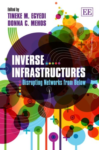 9781849803014: Inverse Infrastructures: Disrupting Networks from Below