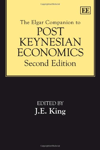 The Elgar Companion to Post Keynesian Economics (Hardback)
