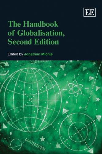The Handbook of Globalisation: Michie, Jonathan (EDT)