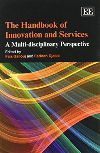 9781849803748: The Handbook of Innovation and Services: A Multi-disciplinary Perspective (Elgar Original Reference)