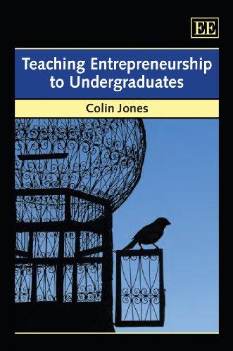 9781849804066: Teaching Entrepreneurship to Undergraduates